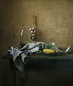 Still Life With Garlic, photography by Olga Vlasova                                                                                                                                                                                 Plus