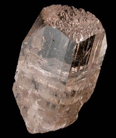 Topaz (gem-grade crystal) from Haiderabad, Shigar Valley, Gilgit-Baltistan (Northern Areas), Pakistan