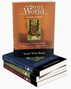 The Story of the World is an award-winning resource for families looking for a history curriculum they can fall in love with. Told in the straightforward, engaging style that has become Susan Wise Bauer's trademark, this four-volume set covers the sweep of human history from ancient times until the present. Africa, China, Europe, the Americas — find out what happened all around the world in long-ago times. This read-aloud series is designed for parents and teachers to share with elementary s...