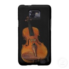 """""""VIOLIN"""" Samsung Galaxy S Cover Designed for the Samsung Galaxy this sleek and lightweight case is the perfect way to show off your custom style. Galaxy S2, Samsung Galaxy S, Plastic Case, Tech Accessories, Violin, Iphone Case Covers, Cover Design, Great Gifts, Things To Sell"""