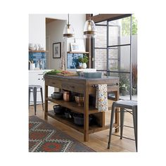 Island lights... Simple with a little bling... Make a statement with chandeliers and pendant lighting from Crate and Barrel. Browse a variety of styles, sizes, and materials. Order online.
