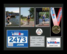 triathlon medal display - Google Search