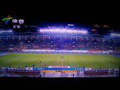 今晚看广东体育直播足协杯半决赛次回合:广州恒大VS北京国安 比赛确实好看,开始时分数差距小,你追我赶。后面差距才明显。90分钟带来9个进球,两队球员的球技都很强,有争执有红牌出场,精彩纷呈,非常值得回看!