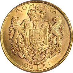 100 lei 1922