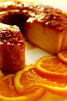 Portuguese Desserts, Portuguese Recipes, Pudding Desserts, Dessert Recipes, Flan Cake, Best Food Ever, Recipe Today, Today's Recipe, Sweet Cakes