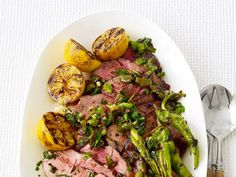 #FNMag's Steak With Olive Salsa