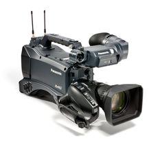 Panasonic Video Camera AG-HPX370PJ Shoulder Mounted Progressive