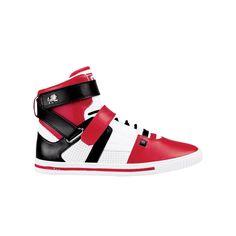 Men Vlado Phalanx Red/White/Black