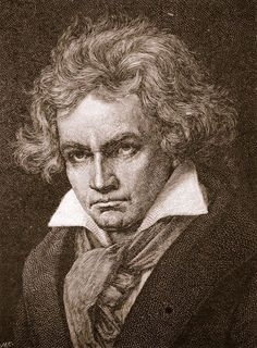 Ludwig van Beethoven. The man became completely deaf. Yet, he STILL composed music and an hour-long symphony at that.