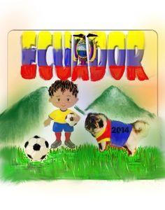World Cup 2014 ..... Ecuador