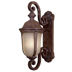 Found it at Wayfair - Ardmore 2 Light Outdoor Wall Lantern