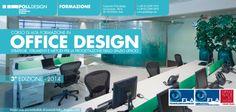 Al via la terza edizione del corso di alta formazione in Office Design – Strategie, Strumenti e Metodi per la Progettazione dello Spazio Ufficio