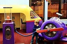 Philadelphia International Airport kids play area
