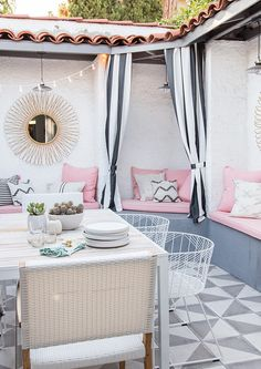 Sarah Sherman Samuel:Bri's Finished Patio Tour | Sarah Sherman Samuel