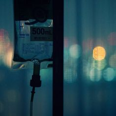 by Simon Lee on Flickr ~  Couldn't Sleep. An excellent departure from the usual  bokeh-y themes