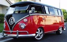 Volkswagon Van <3