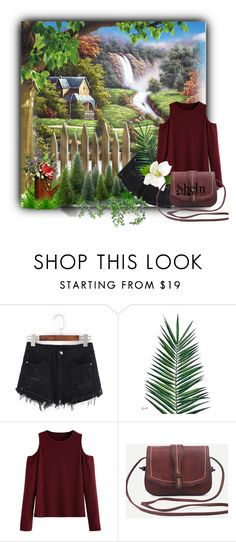 """Shein 6/10"" by erina-salkic ❤ liked on Polyvore featuring Nika"