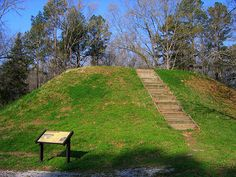 Chickasaw Indian Mounds, MS
