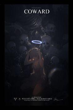 COWARD, Minority 4 on ArtStation at https://www.artstation.com/artwork/DdqNE
