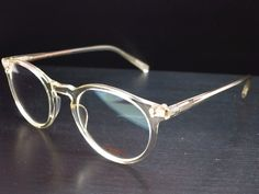 f30e483ad28 Oliver Peoples OV 5183 O Malley Clear 1014 Eyeglasses