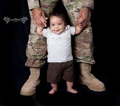 LAURIE BRANDT PHOTOGRAPHY Military Family Photos