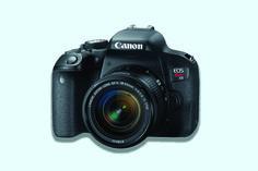 Best Beginner DSLR Camera: Canon Rebel T7i