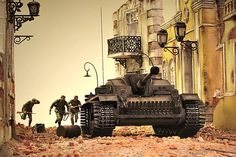 """Battle Of Stalingrad"" | Rodrigo De Brito"
