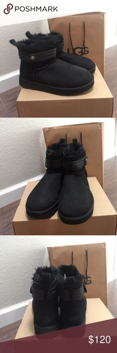 New UGG Elva Boots New in box 100% authentic UGG elva boots size 10. Comes with shopping bag! UGG Shoes Winter & Rain Boots