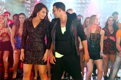 Akshay Kumar's party playlist!Dance like Akshay Kumar this month! He has acted in all kinds of movies -- big, small, solo, two-hero, multistarrers and remakes -- and across all possible genres, from action, comedy, romance, horror, mystery, fantasy, science fiction to animation. He has romanced a bevy of Bollywood beauties, from Rekha to Raveena Tandon and Sridevi to Sonakshi Sinha. He's played everyone from God (OMG: Oh My God), gangster (Once Upon A Time in Mumbai Dobara) and gay (Dishoom)…
