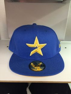 Cap New Era Houston Astros Fittet Cappy Neu! Größe: 7 ⅜ (58.7cm)