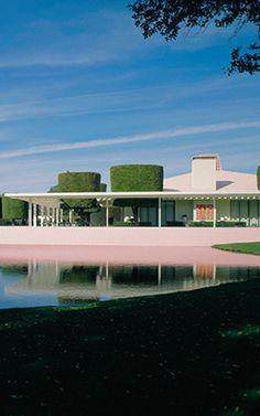 Sunnylands, the Anneberg Estate, Rancho Mirage (Palm Springs)
