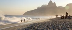 Relax, aprecie a beleza, faça seus exercícios, tome suco de frutas, vá à praia, dê um jeito, saiba que ser feliz é prioridade: boas idéias!