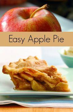 Easy Apple Pie Recipe - Just like grandma used to make!