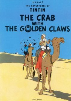 Crab With the Golden Claws (Adventures of Tintin)