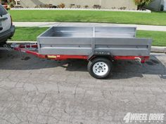 Build a diy utility trailer for 300 part 1 retirement decor august 2012 4xforums letters to the editors harbor freight trailer side kit photo 41970381 solutioingenieria Gallery