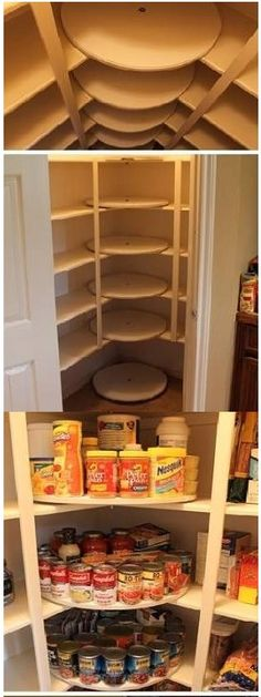 Wow! Awesome turntables for your pantry. Thanks to www.diyncraftsdecor.com
