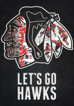 LETS GO HAWKS! congrats on winning the Stanley cup !!! - Chicago