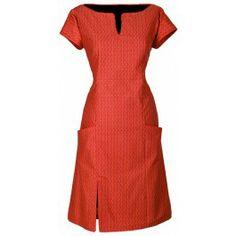 Ecouture by Lund -  Connie- kjole i økologisk bomuld. Ønsker mig denne i str. 36.