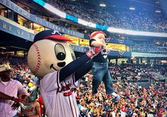 The Painfully Adorable Simba Cam Puts The Kiss Cam To Shame to the Atlanta Braves.something they got right this year. St Louis Cardinals Baseball, Braves Baseball, Kiss Cam, High School Musical, Atlanta Braves, Funny Moments, Laugh Out Loud, Funny Pictures, Funny Pics