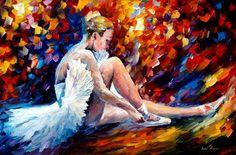 Leonid-afremov-ballerina.jpg (964×637)