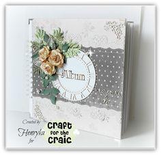 Magic Craft Land by Henryka: August Challenge for Craft for the Craic / Wyzwanie sierpniowe dla Craft for the Craic