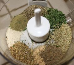 How to Make a Substitute for Herbamare - A Seasoned Salt Recipe