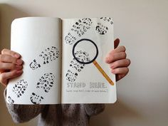 WRECK THIS JOURNAL | Bricolaure