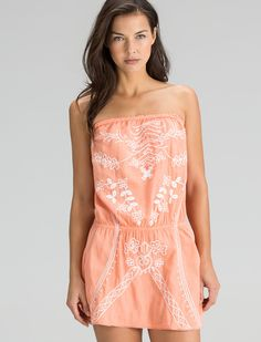 women'secret | Products | Embroidered dress