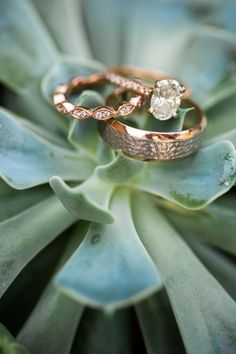 Rose gold gorgeous: http://www.stylemepretty.com/little-black-book-blog/2015/07/17/romantic-napa-valley-estate-wedding/ | Photography: Britt Rene - http://brittrenephoto.com/