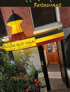 Addis Red Sea Ethiopian Restaurant (Boston, MA)
