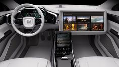 Volvo's Concept 26 lets you choose how to spend time inside the car