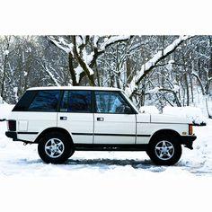 """Range rover classic Vogue 94 4.2L"