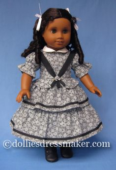 American Girl Doll ~ Cecile - Dollies Dressmaker