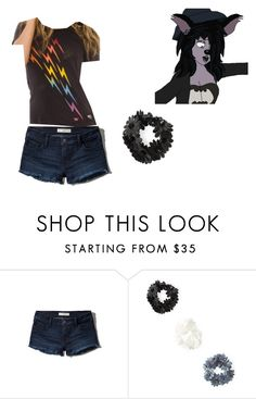 """Untitled #5895"" by brainyxbat ❤ liked on Polyvore featuring Disney, Abercrombie & Fitch and kitchen"